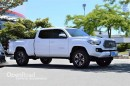 Used 2017 Toyota Tacoma Navi, Heated Front Seats, Back Up Cam, Bluetooth, Push Button Start, Sunroof for sale in Richmond, BC