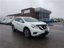Used 2016 Nissan Murano Platinum NAVIGATION, LEATHER, SUNROOF !! for sale in Concord, ON