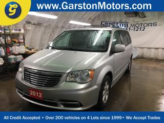 Used 2012 Chrysler Town & Country TOURING*NAVIGATION*POWER SUNROOF*BACK UP CAMERA*ROOF RACK*DUAL REAR DVD PLAYER*POWER SLIDING DOORS*DUAL ROW STOW N GO*ALLOYS*TRI ZONE CLIMATE CONTROL* for sale in Cambridge, ON