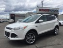 Used 2015 Ford Escape SE - NAVI - LEATHER - PANORAMIC ROOF for sale in Oakville, ON