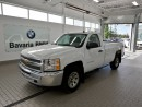 Used 2013 Chevrolet Silverado 1500 WT Reg Cab Long Box 4WD 1SA for sale in Edmonton, AB