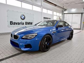 Used 2018 BMW M6 Coupe for sale in Edmonton, AB