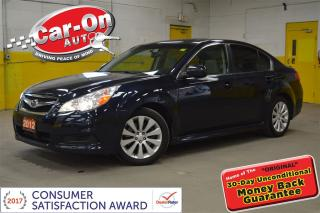 Used 2012 Subaru Legacy 3.6R Limited AWD LEATHER SUNROOF LOADED for sale in Ottawa, ON
