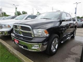 Used 2011 Dodge Ram 1500 Big Horn - Hemi  4x4  Remote Start  Bluetooth for sale in London, ON