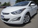 Used 2016 Hyundai Elantra Manual-A/C-super clean-like new for sale in Mississauga, ON