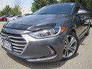 Used 2017 Hyundai Elantra GLS-One owner-Super clean for sale in Mississauga, ON