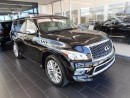 Used 2016 Infiniti QX80 Technology 8 Passenger, Accident Free for sale in Edmonton, AB