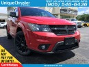 Used 2017 Dodge Journey SXT | REMOTE START | GARMIN NAV | DVD | for sale in Burlington, ON