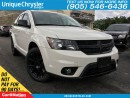Used 2017 Dodge Journey SXT | SIRIUS XM | BACK UP CAM | for sale in Burlington, ON