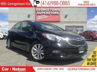 Used 2016 Kia Forte 1.8L LX+ | ALLOYS | HEATED SEATS | FOG LIGHTS | for sale in Georgetown, ON