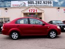 Used 2007 Pontiac Wave WE APPROVE ALL CREDIT for sale in Mississauga, ON