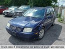 Used 2004 Volkswagen Jetta Wagon GLS TDI for sale in Kitchener, ON