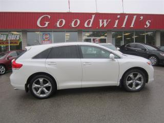 Used 2012 Toyota Venza LE! HEATED LEATHER SEATS! BLUETOOTH! for sale in Aylmer, ON
