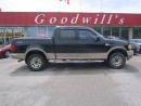 Used 2003 Ford F-150 AS TRADED! KING RANCH! LEATHER SEATS! for sale in Aylmer, ON