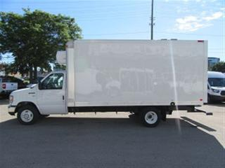 Used 2012 Ford E450 16ft aluminum multivan refridgerated box for sale in Richmond Hill, ON