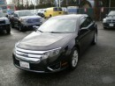 Used 2010 Ford Fusion SEL, leather, for sale in Surrey, BC