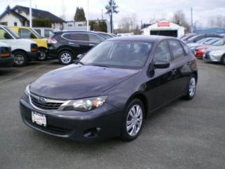 Used 2009 Subaru Impreza 2.5i for sale in Surrey, BC