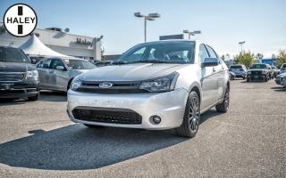 Used 2011 Ford Focus SES for sale in Surrey, BC