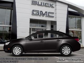 Used 2013 Chevrolet Cruze LTZ Turbo for sale in Thunder Bay, ON