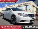 Used 2016 Nissan Altima 2.5 SV One Owner, Accident Free! for sale in Abbotsford, BC