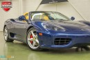 Used 2004 Ferrari 360 Spider for sale in Oakville, ON
