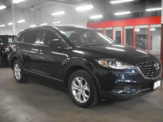 Used 2013 Mazda CX-9 GS/leath/roof/cam/warr for sale in North York, ON