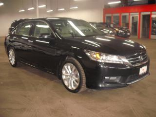 Used 2014 Honda Accord Touring for sale in North York, ON