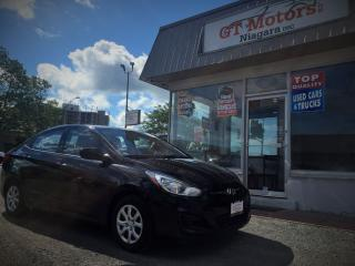 Used 2013 Hyundai Accent GLS for sale in Niagara Falls, ON
