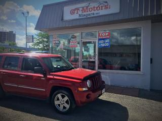 Used 2010 Jeep Patriot north for sale in Niagara Falls, ON