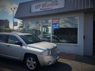 Used 2008 Jeep Compass LIMITED for sale in Niagara Falls, ON