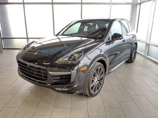 Used 2017 Porsche Cayenne TURBO | CPO | Ext. Warranty | Premium PLUS | Sport PKG | Connect Plus for sale in Edmonton, AB