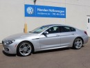 Used 2014 BMW 650i Gran Coupe 650i Gran Coupe xDrive for sale in Edmonton, AB