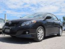 Used 2010 Toyota Corolla SPORT / ONE OWNER for sale in Newmarket, ON