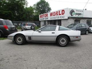 Used 1984 Chevrolet Corvette for sale in Scarborough, ON