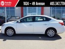 Used 2016 Nissan Sentra 18 for sale in Red Deer, AB