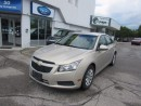 Used 2011 Chevrolet Cruze LT Turbo w/1SA for sale in Brantford, ON