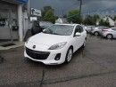 Used 2013 Mazda MAZDA3 GT for sale in Brantford, ON