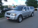 Used 2004 Nissan Frontier SE Crew Cab 4x4 for sale in York, ON