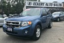 Used 2010 Ford Escape XLT 4X4 /BLUETOOTH for sale in Barrie, ON