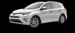New 2017 Toyota RAV4 LIMITED  for sale in Renfrew, ON