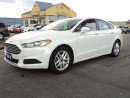 Used 2014 Ford Fusion SE  2.5 Litre 4cyl for sale in Brantford, ON