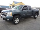 Used 2009 Chevrolet Silverado 1500 LT ExtCab 4X4 6.6ft Box for sale in Brantford, ON
