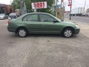 Used 2003 Honda Civic 4DR,AUTO,244KM,SAFETY+3YEARS WARRANTY INCLUDED for sale in North York, ON