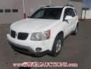 Used 2007 Pontiac TORRENT  4D UTILITY FWD 3.4L for sale in Calgary, AB