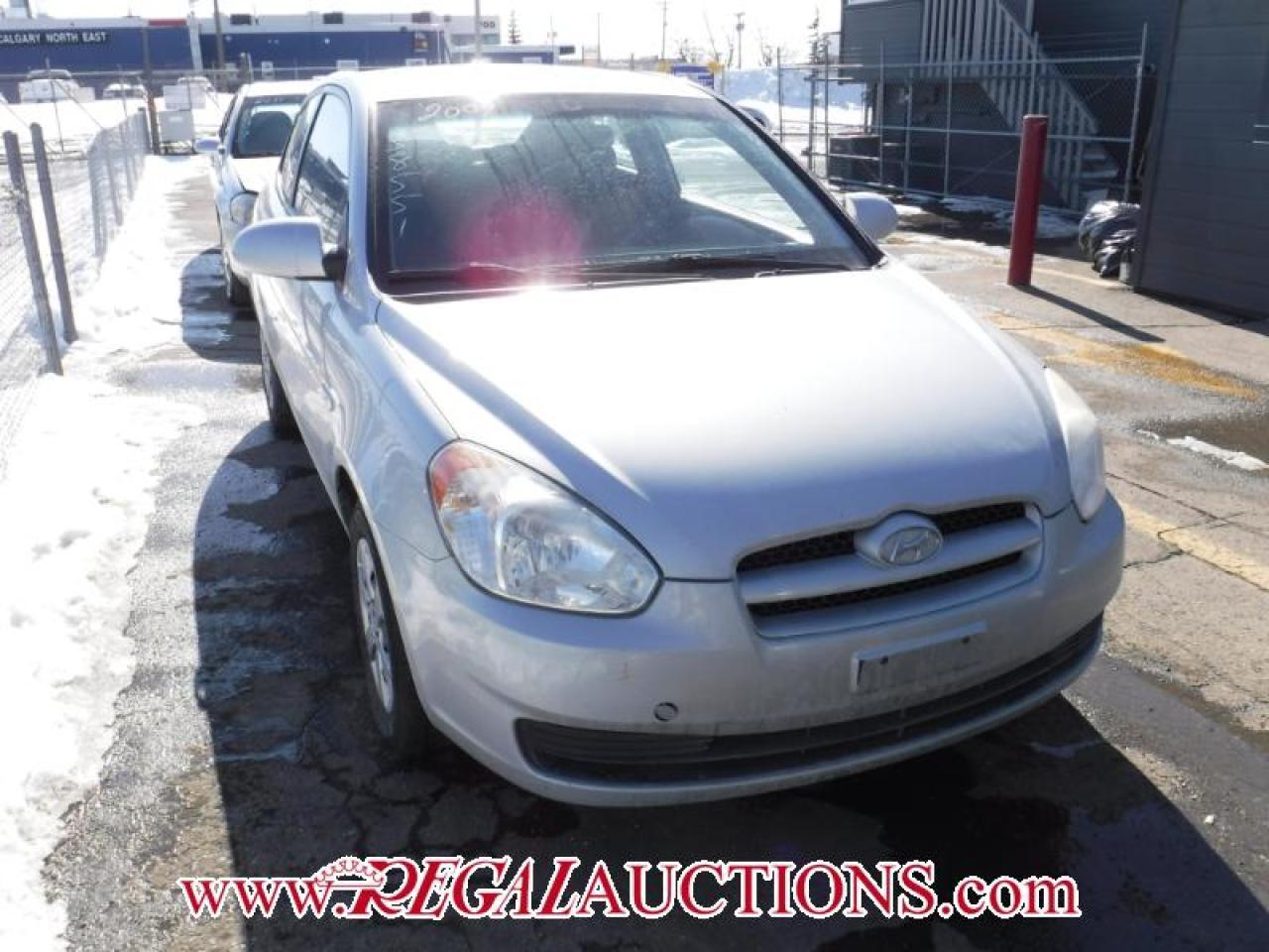 Photo of Silver 2009 Hyundai ACCENT L 2D HATCHBACK