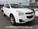 Used 2013 Chevrolet EQUINOX LS 4D UTILITY FWD for sale in Calgary, AB