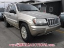 Used 2004 Jeep GRAND CHEROKEE  LIMITED V8 for sale in Calgary, AB