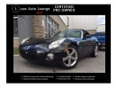 Used 2007 Pontiac Solstice CONVERTIBLE! LEATHER, A/C, 5-SPEED, CD, LOADED! for sale in Orleans, ON