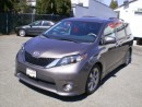 Used 2013 Toyota Sienna SE, 8 passenger, for sale in Surrey, BC