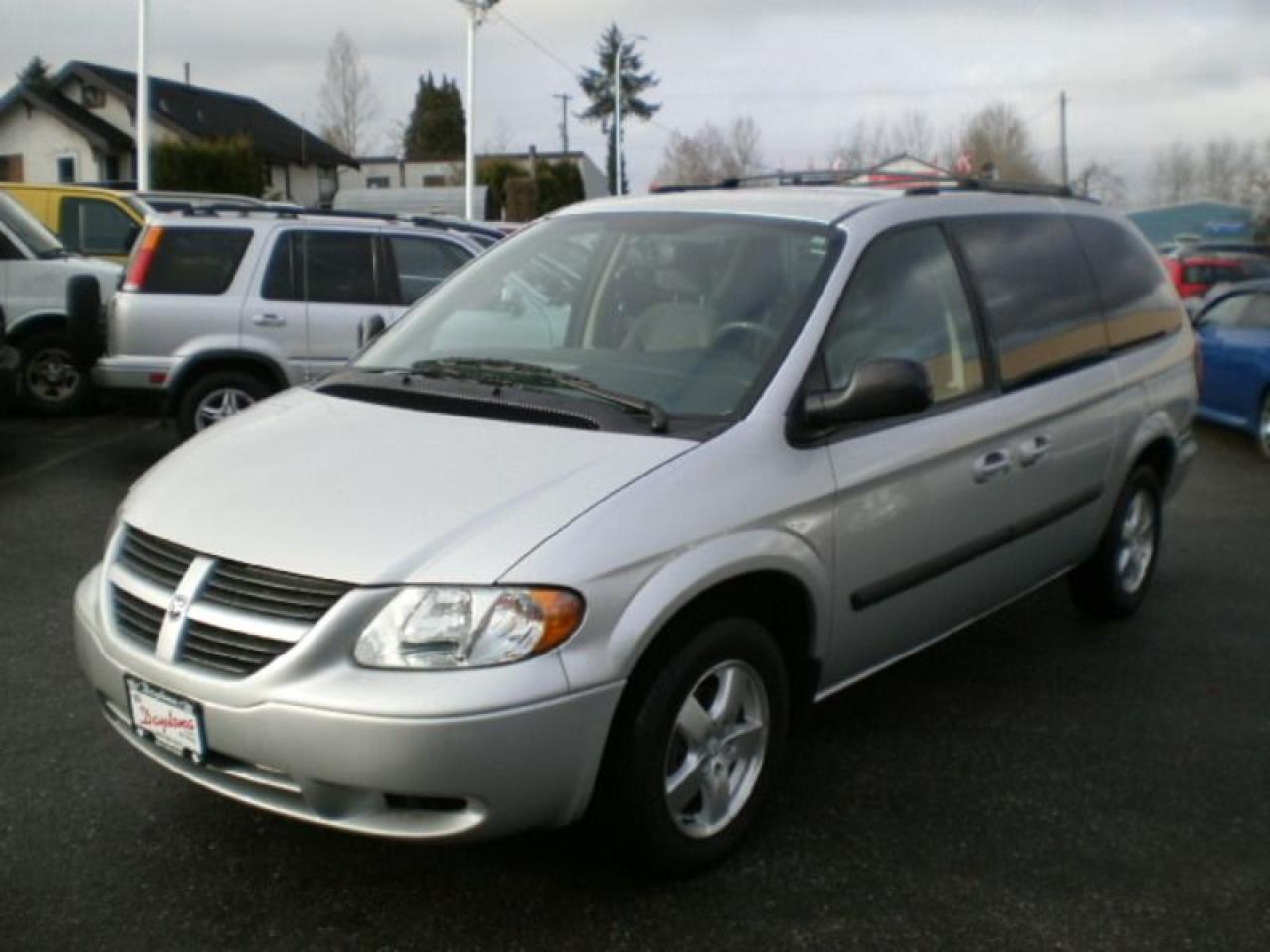 2007 Dodge Grand Caravan SE, stow n go,